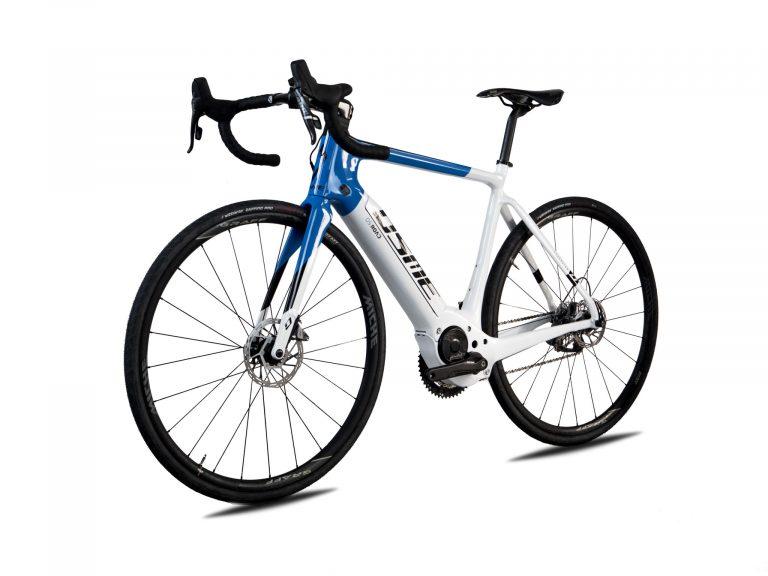 bici da corsa elettrica