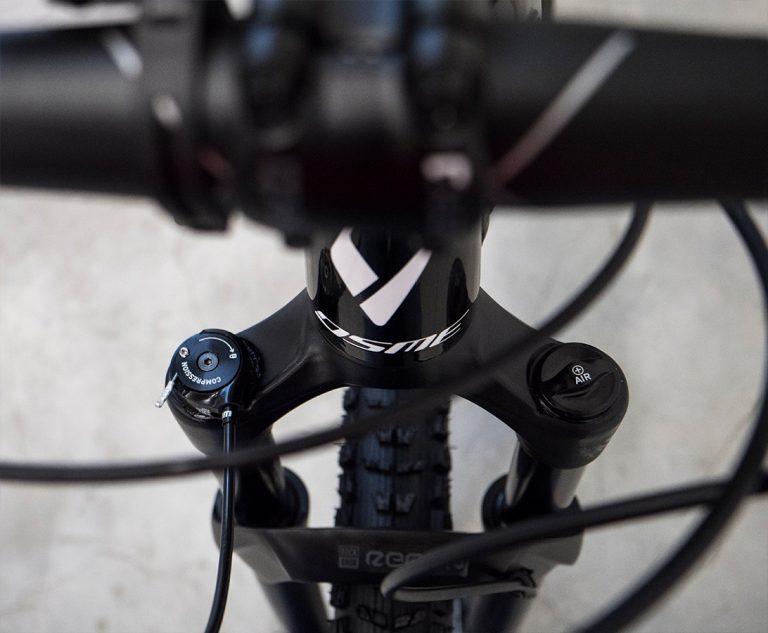 hardtail bike